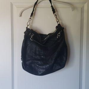 Brooke Coach leather bag
